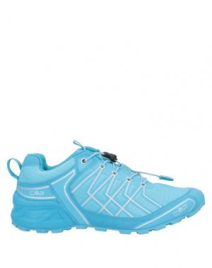 Низкие кеды и кроссовки CMP by F.LLI CAMPAGNOLO. Цвет: небесно-голубой