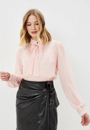 Блуза Sartori Dodici. Цвет: розовый