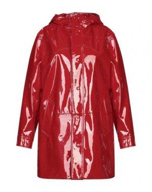 Легкое пальто CELINE. Цвет: красный