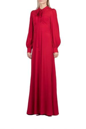 Платье No.21. Цвет: красный