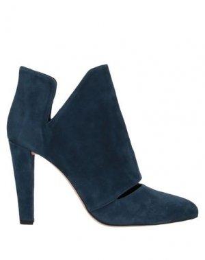 Ботинки JEAN-MICHEL CAZABAT. Цвет: темно-синий