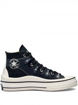 Высокие кеды Kim Jones Converse. Цвет: черный