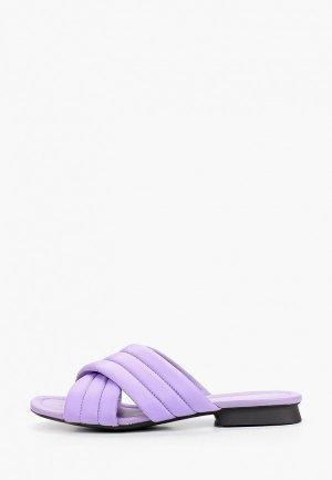 Сабо Camper Casi Myra Sandal. Цвет: фиолетовый