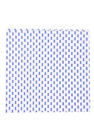 Хлопковый платок-паше с принтом JOOP