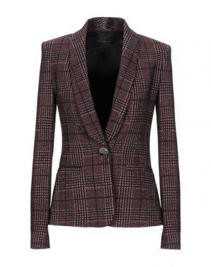 Пиджак ATOS LOMBARDINI. Цвет: пастельно-розовый