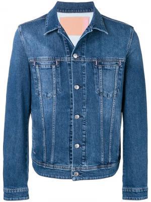 Джинсовая куртка Pass Acne Studios. Цвет: синий