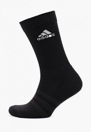 Носки adidas CUSH CRW 1PP. Цвет: черный