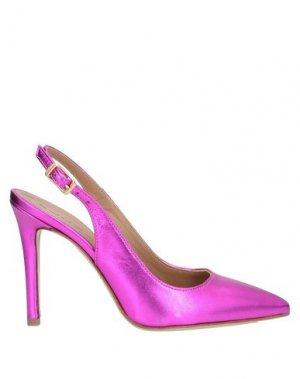 Туфли ALCHIMIA. Цвет: розовато-лиловый
