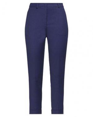 Повседневные брюки KAOS. Цвет: темно-фиолетовый