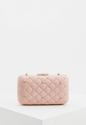 Клатч Liu Jo. Цвет: розовый