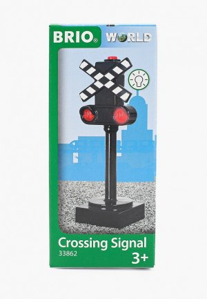 Конструктор Brio Железнодорожный светофор. Цвет: разноцветный