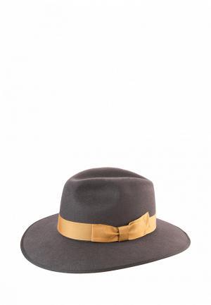 Шляпа Christys. Цвет: серый