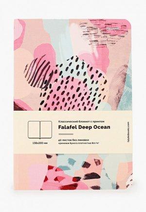 Блокнот Falafel. Цвет: розовый