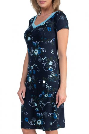 Платье Catherines Catherine's. Цвет: темно-синий