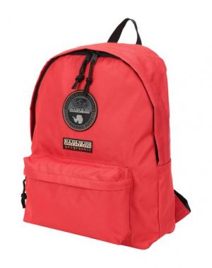 Рюкзаки и сумки на пояс NAPAPIJRI. Цвет: красный