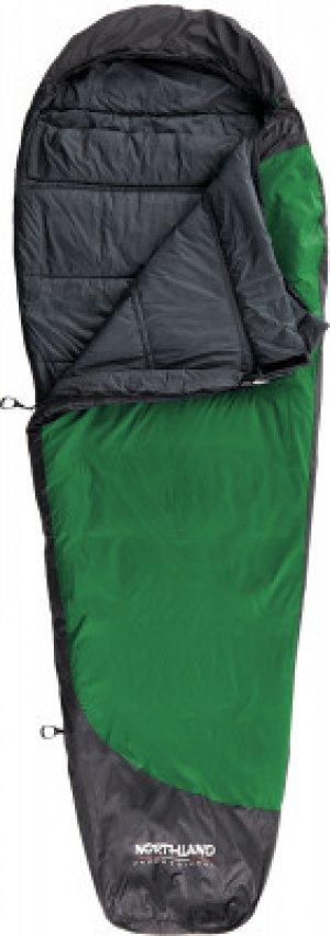 Спальный мешок Hypnos +10 R M-L Northland. Цвет: зеленый