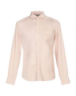 Pубашка BELLFIELD. Цвет: светло-розовый