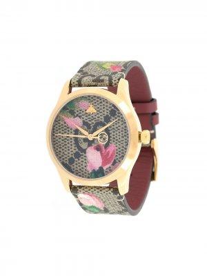 Наручные часы G-Timeless 38 мм Gucci. Цвет: нейтральные цвета