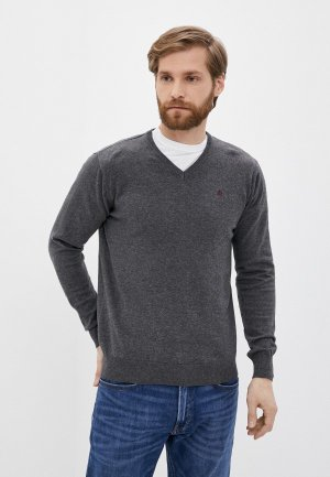 Пуловер El Caballo Sevilla 1892. Цвет: серый