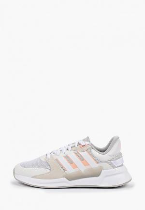 Кроссовки adidas RUN90S. Цвет: белый