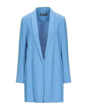 Пиджак GERRY WEBER. Цвет: небесно-голубой
