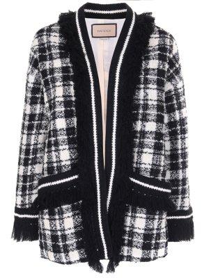 Пиджак шерстяной GUCCI