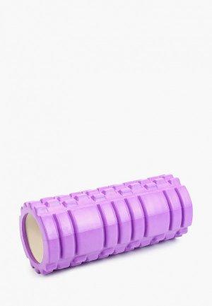 Валик для фитнеса Bradex. Цвет: фиолетовый