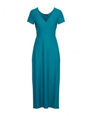 Длинное платье LENNY NIEMEYER. Цвет: цвет морской волны