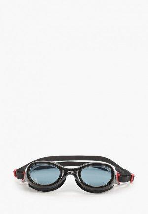 Очки для плавания Speedo FUTURA CLASSIC. Цвет: черный