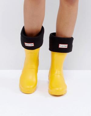 Черные толстые носки Original-Черный Hunter