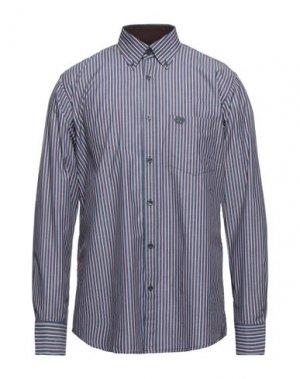 Pубашка ASCOT SPORT. Цвет: стальной серый