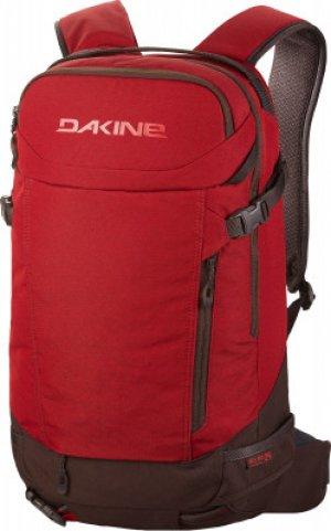 Рюкзак HELI PRO, 24 л Dakine. Цвет: красный