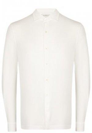 Рубашка DELLA CIANA. Цвет: белый