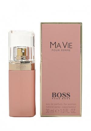 Парфюмерная вода Hugo Boss Ma Vie 30 мл. Цвет: розовый
