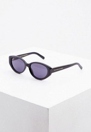 Очки солнцезащитные Marc Jacobs 460/S 807. Цвет: черный