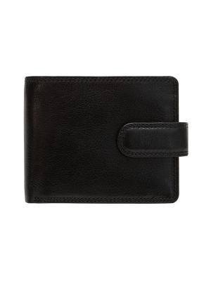 Бумажник HT9 Visconti. Цвет: черный