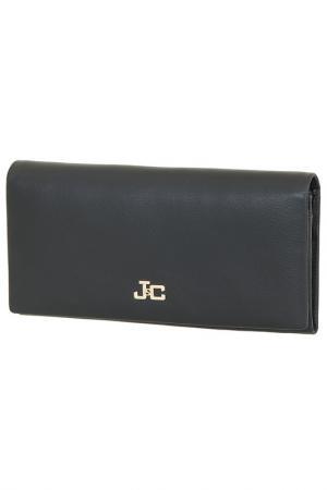 Кошелек J&C JACKYCELINE. Цвет: черный