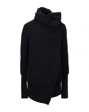 Куртка ANN DEMEULEMEESTER. Цвет: черный