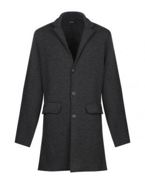 Пальто ALPHA STUDIO. Цвет: свинцово-серый