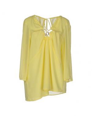 Блузка ANNARITA N. Цвет: желтый