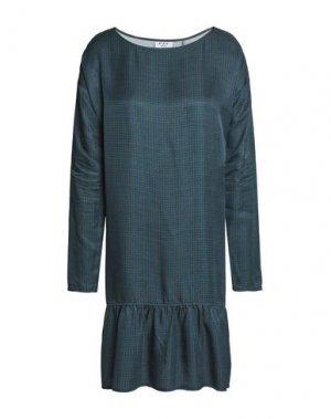Короткое платье DAY BIRGER ET MIKKELSEN. Цвет: серый