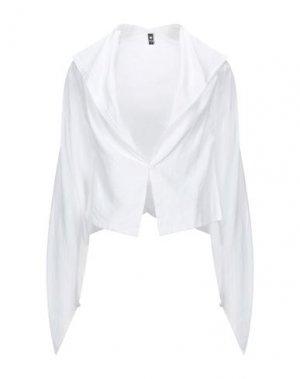 Пиджак EUROPEAN CULTURE. Цвет: белый