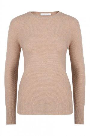 Светло-коричневый пуловер Fabiana Filippi. Цвет: розовый