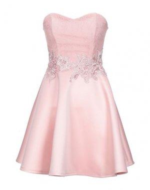 Короткое платье LIPSY. Цвет: розовый