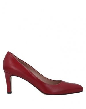 Туфли ANTONIO BARBATO. Цвет: красный