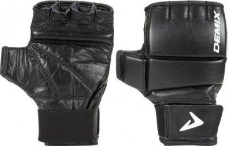 Перчатки MMA , размер 7 Demix. Цвет: черный
