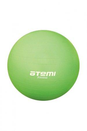 Мяч гимнастический, 55 см Atemi. Цвет: зеленый