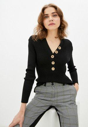 Пуловер Katya Erokhina. Цвет: черный