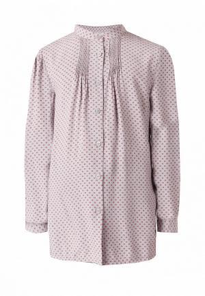 Блуза Finn Flare. Цвет: серый