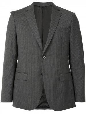 Durban пиджак в полоску D'urban. Цвет: серый